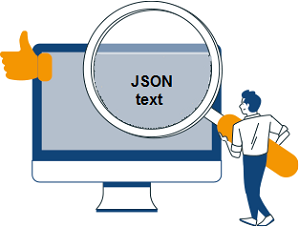View Recommendations in JSON Format