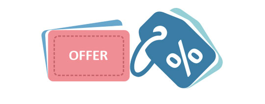 announce discounts and coupons on Muvi platform