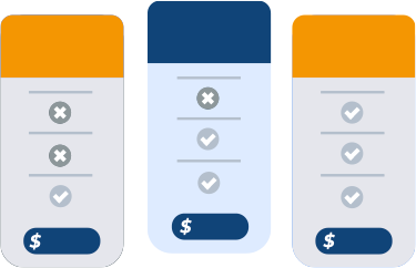 create multiple pricing plans