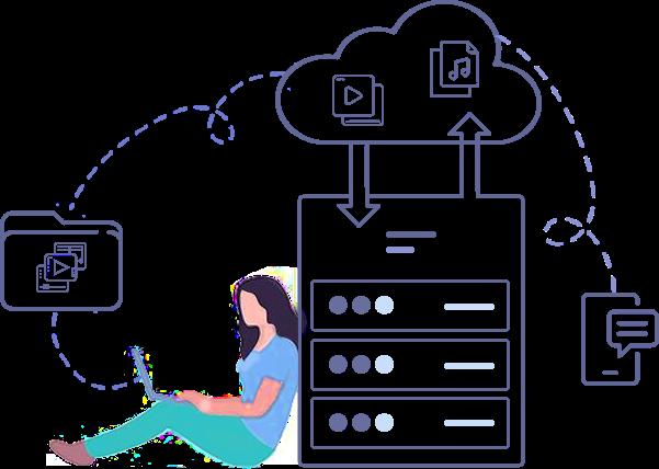 Audio/Video Hosting Service