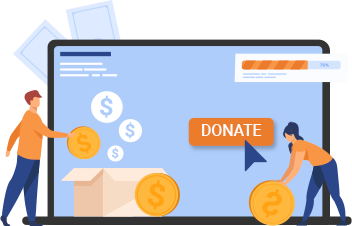 Raise Funds Through Donations