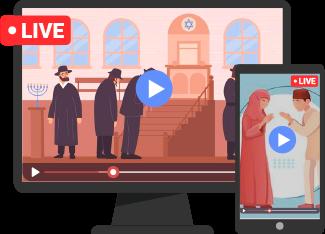 Stream Religious Videos On The Go