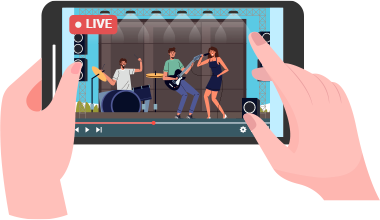 Live Video Streaming with Low Latency