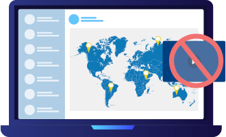 Geo-blocking and VPN Detection