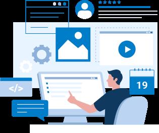 Video analytics and Bandwidth Stats