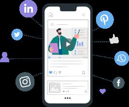 Publish eLearning Videos on Social Media