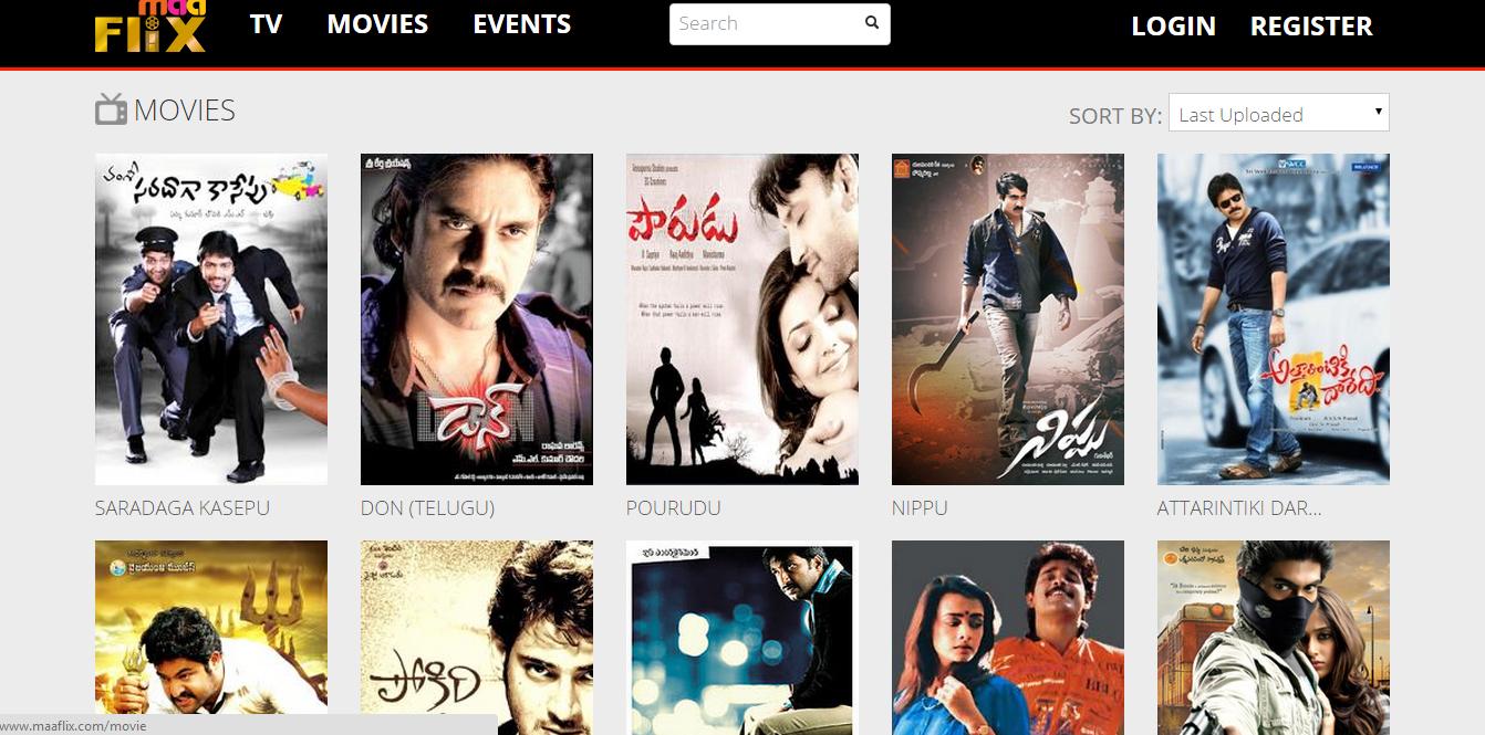 MaaFlix.com on its Video on demand Platform