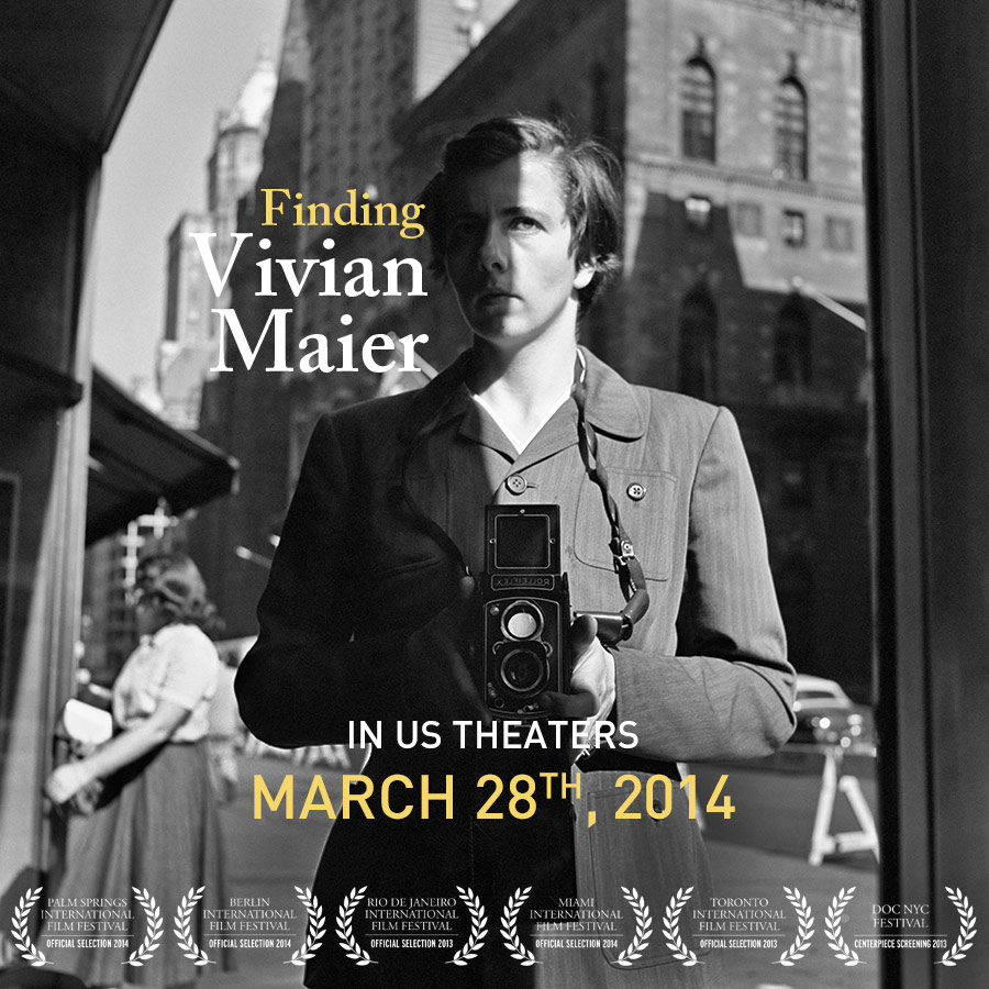 FindingVivianMaier_US_Theaters