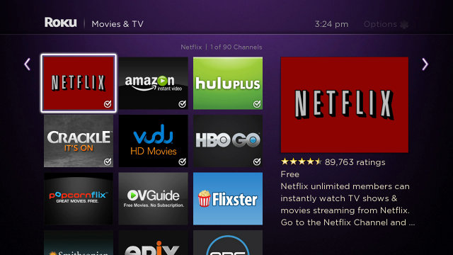 Viewers want OTT on TV, says Roku - Muvi