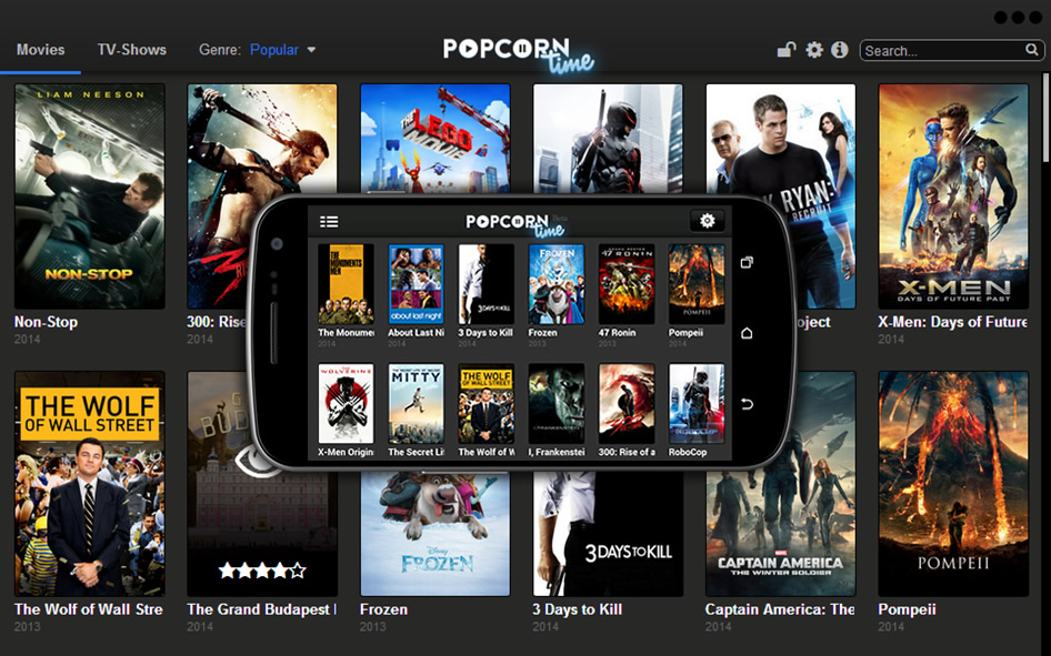 Netflix Popcorn Time To be Blocked In UK As Per Court Orders - Muvi