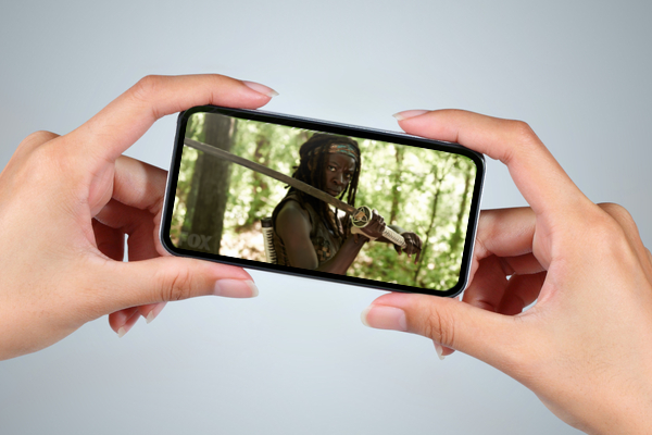 Mobile Ads spending outlays TV in Australia