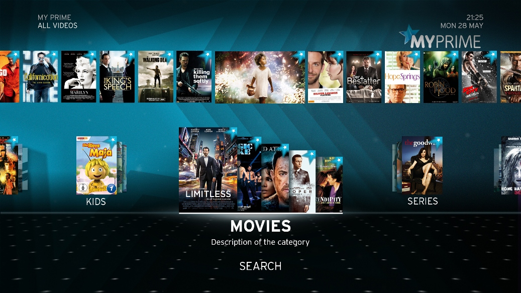 On-Demand TV: Press Play