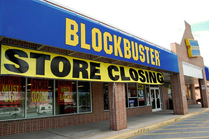 Blockbuster quietly reborn as successful TVOD