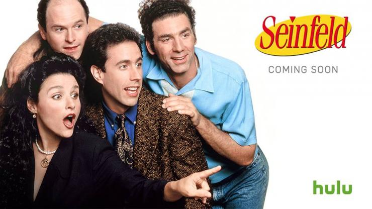 Hulu Drives 1.4 Million Digital Engagements in Lead Up to Seinfeld Release