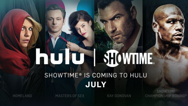 Price war? Showtime joins forces with Hulu as premium SVOD competition heats up
