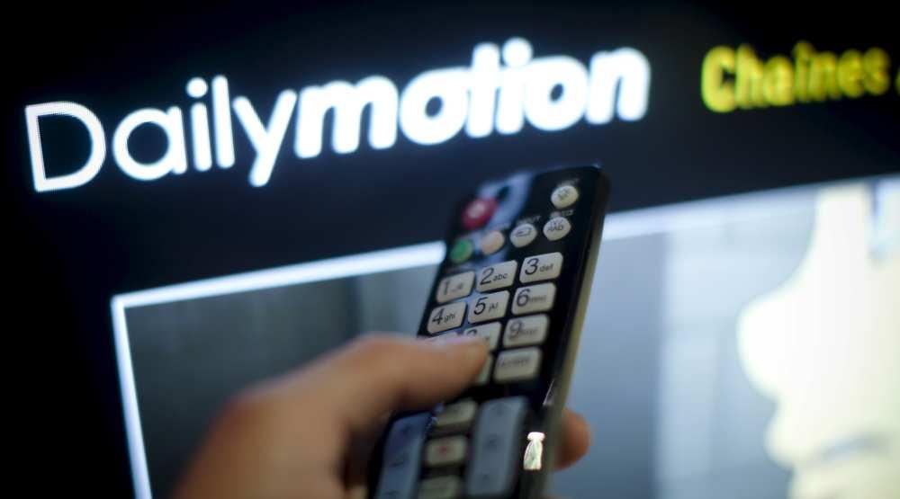 Vivendi Buys Leading Video Platform Dailymotion