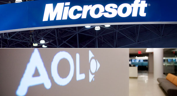 Microsoft-AOL Deal Affirms Verizon's Interest In Cross-Platform Media