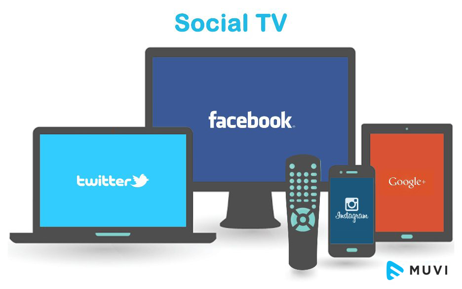 Social TV : The Next Level of Audience Engagement Is Infectious