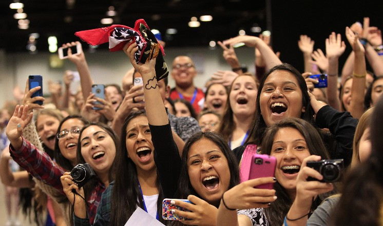 VidCon 2015: Online Video is Changing the World As We Know It
