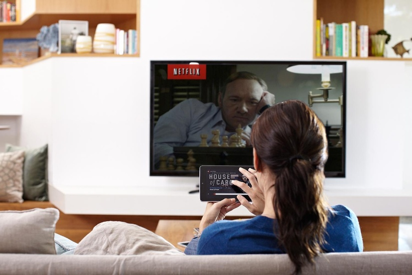 Netflix Poised to Capture More TV Viewing Time