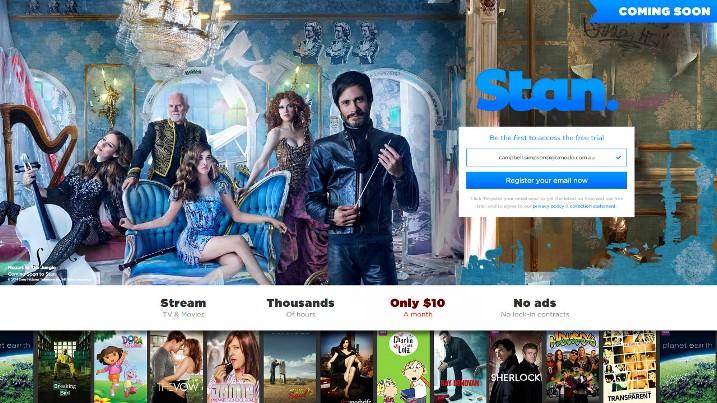 Australians flock to on-demand streaming