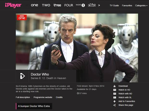 BBC Challenging iTunes This Autumn With Online Pay TV Service