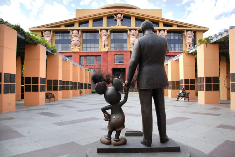 Disney Sees OTT Five Years Out As A Viable Competitor