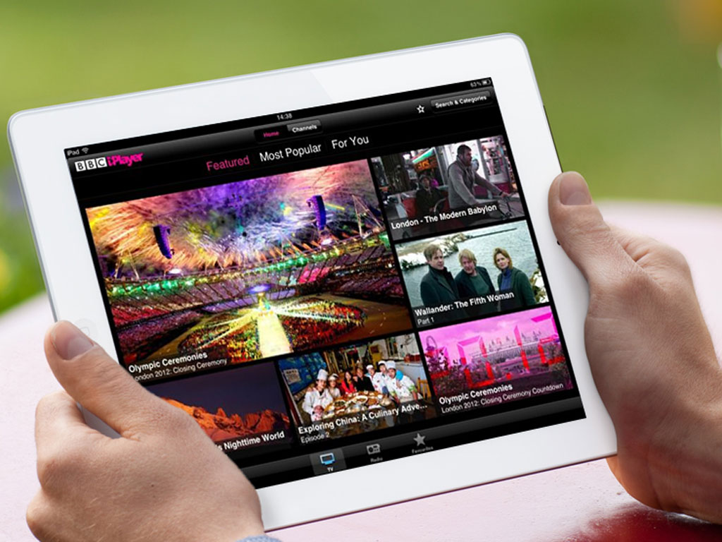 iPlayer ranked UK's 3rd popular brand, Netflix 6th