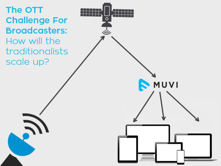 OTT Challenge For Broadcasters: How Will The Traditionalists Scale Up?