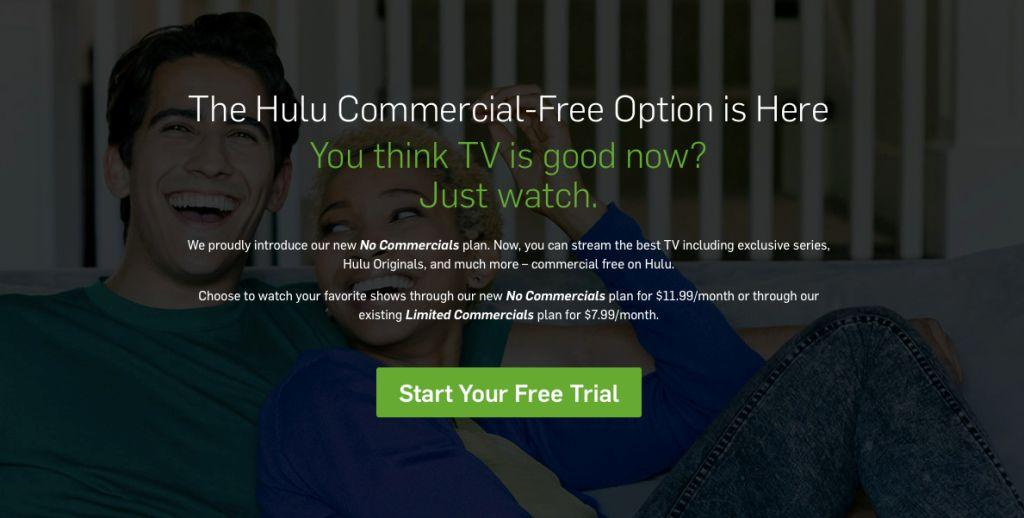 Hulu Goes One-Up Against Netflix With Ad-Free Option