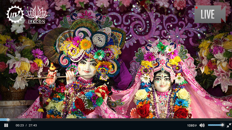 Muvi Studio Offers Live Streaming Of Janmashtami Celebrations From ISKCON Juhu
