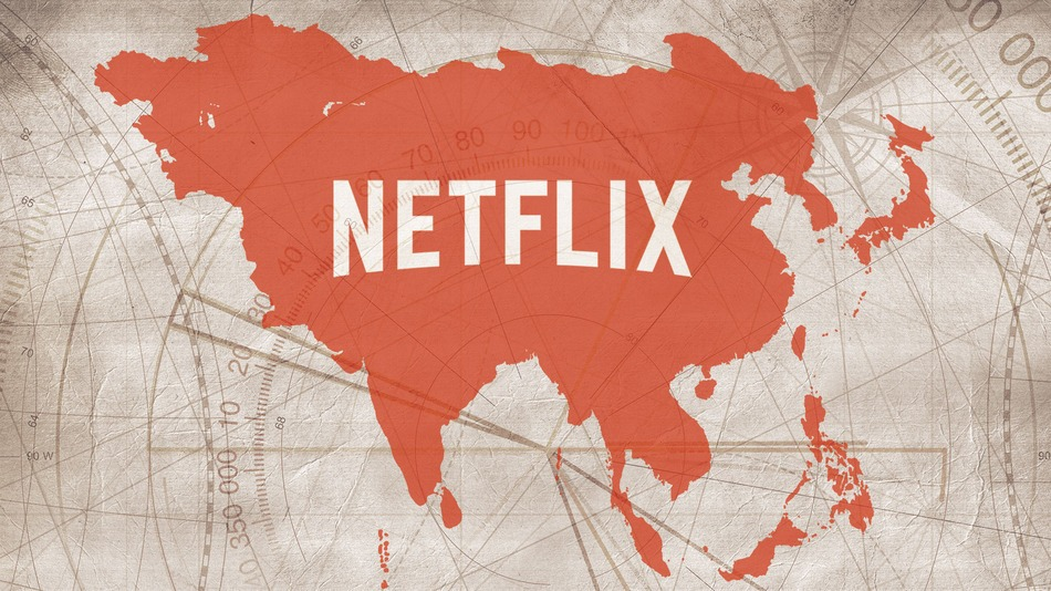 Netflix Continues Its Asian Expansion