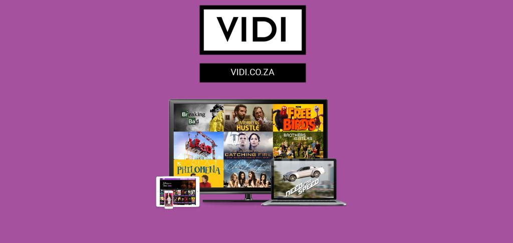 VIDI Streams Content In SA For Better Speeds