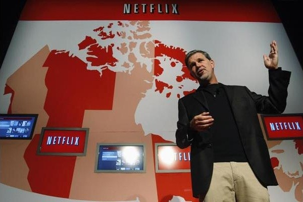All TV will be Internet in 10-20 yrs, Claims Netflix CEO