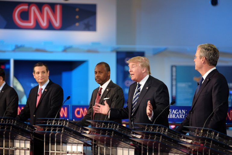 CNN's Debate Live Stream Draws A Record Crowd