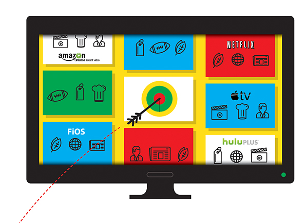 Online TV Services Can Help Cable Restructure Ad Spends
