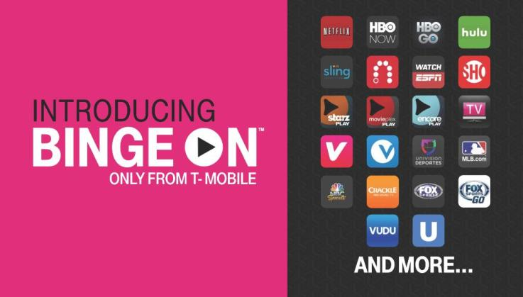 T-Mobile Opens Floodgates For Streaming Junkies