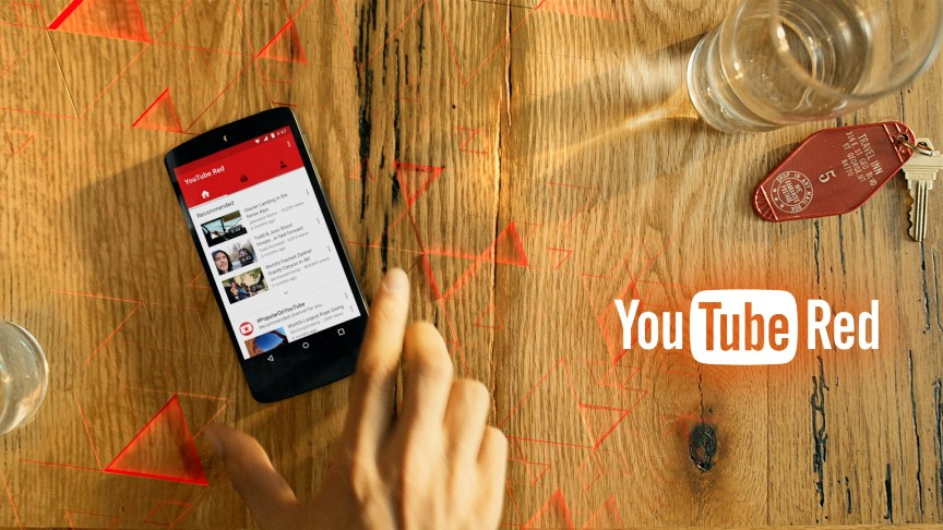 YouTube Wants To Beat Netflix & Co. At Their Own Game