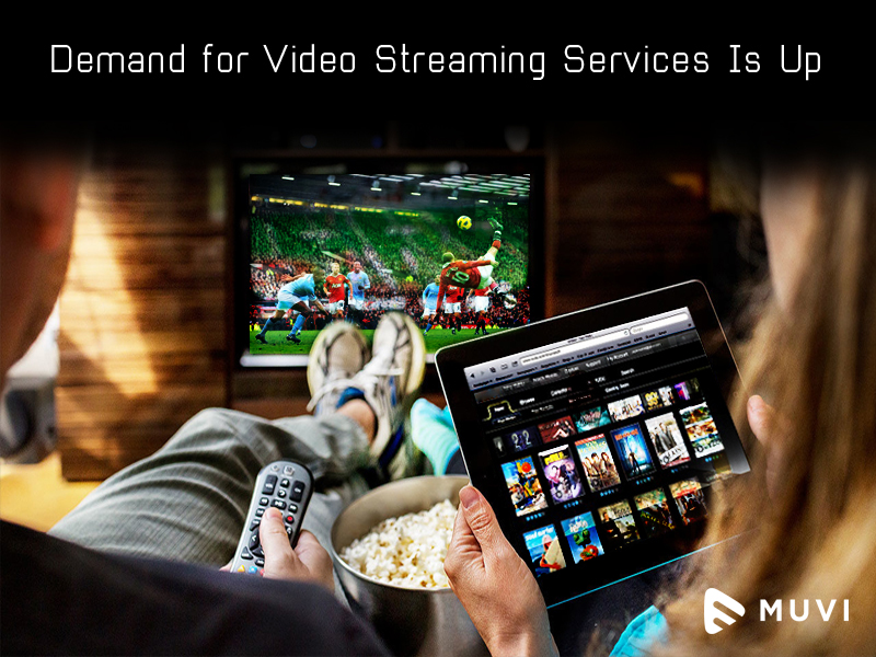 Demand For Video Streaming Services Is Up, But How?