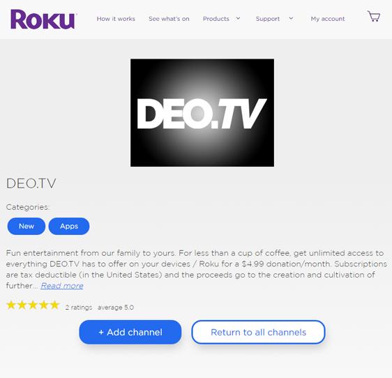 Build Live TV streaming platform / Software to distribute video