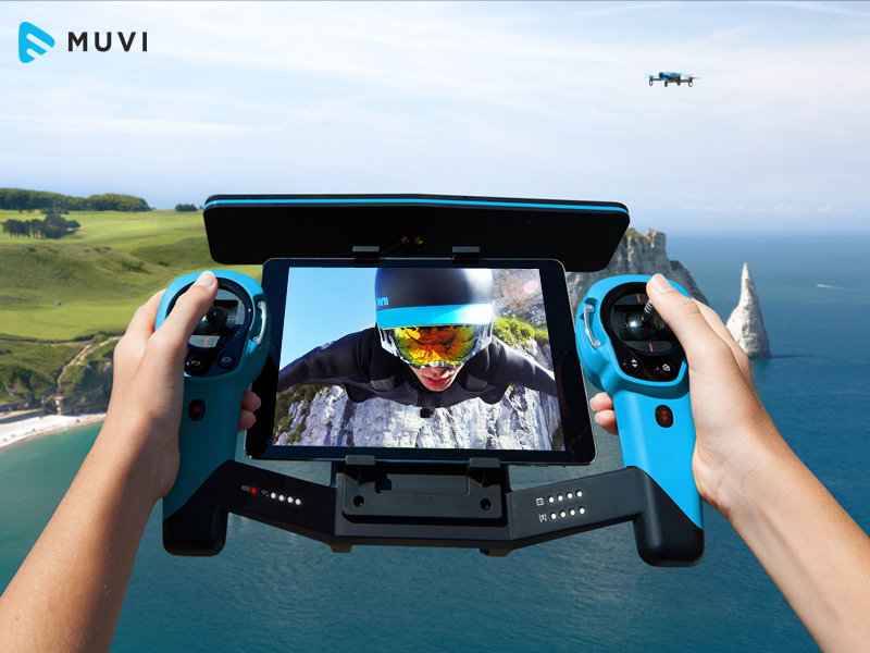 Video Streaming on Drones, GoPro and Wearables