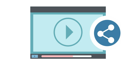 embed video player