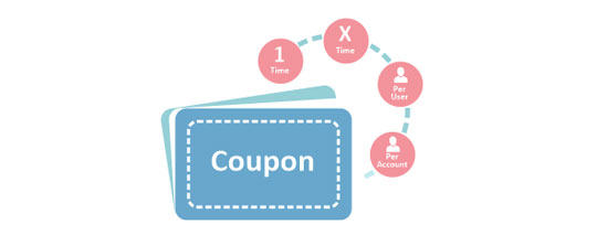 coupon restriction on streaming platform