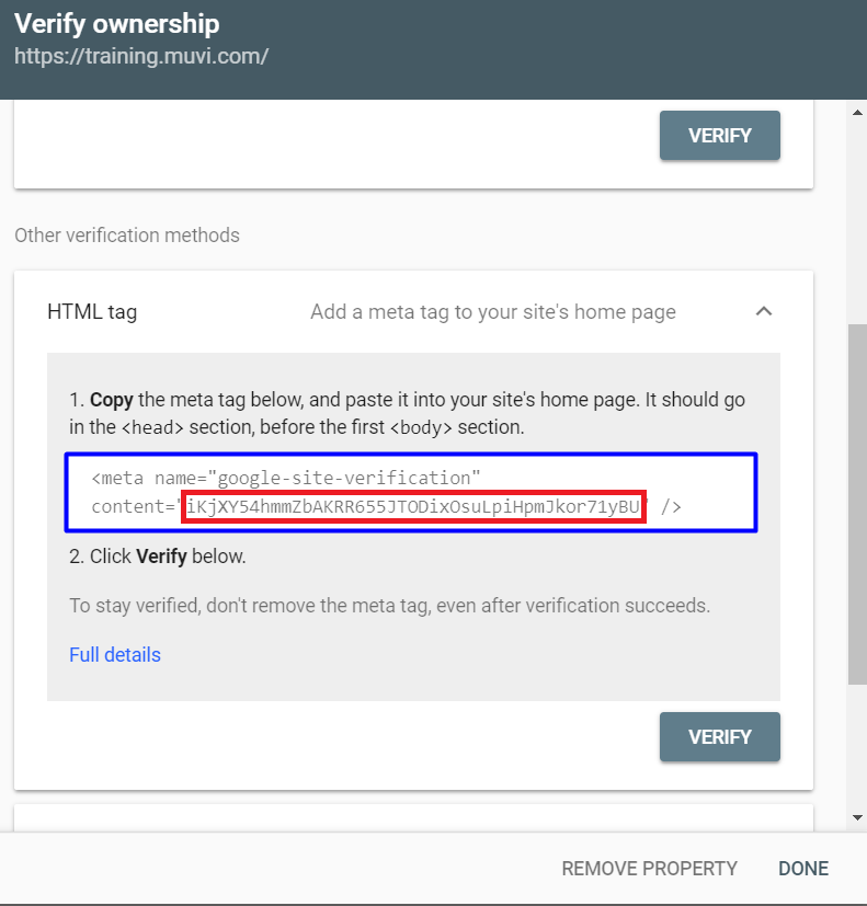 Integrating Google Analytics to Website - Muvi