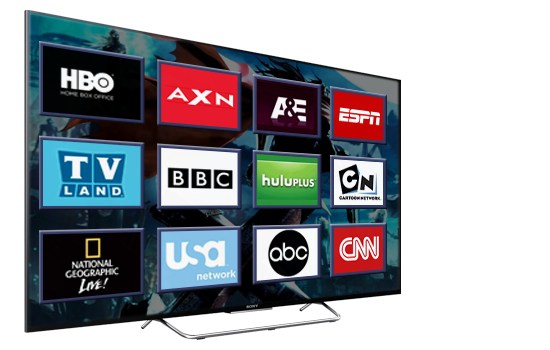 SVOD Catches up with Free services in UK