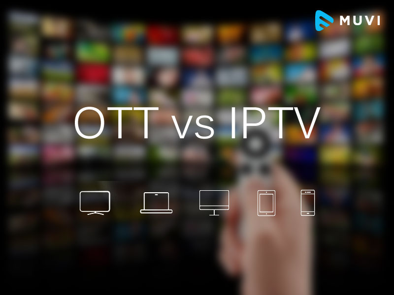 difference between OTT and IPTV