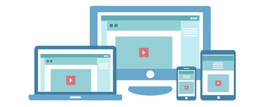better UX across all devices with Muvi responsive templates