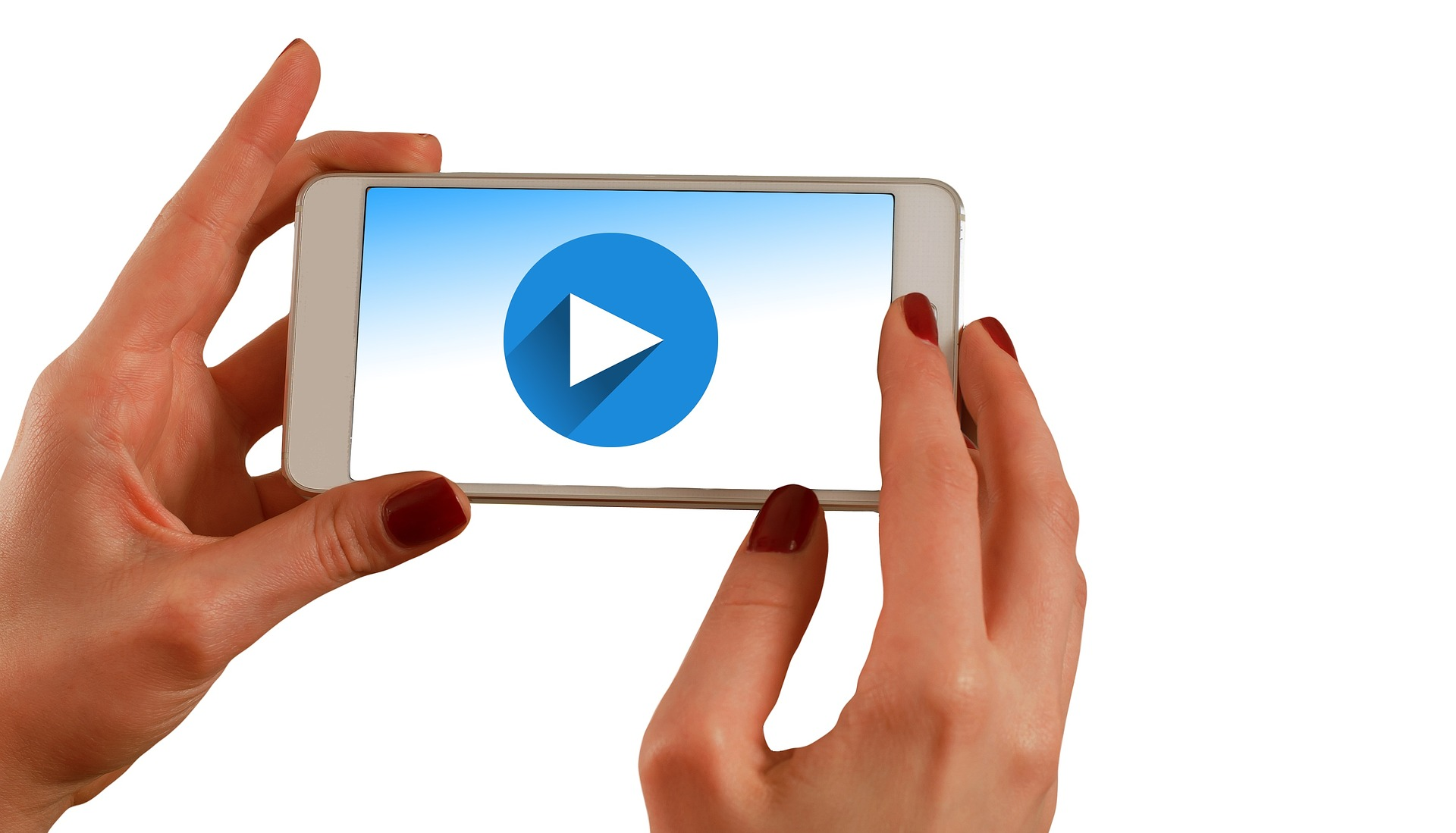 Mobile video consumption has doubled since 2014