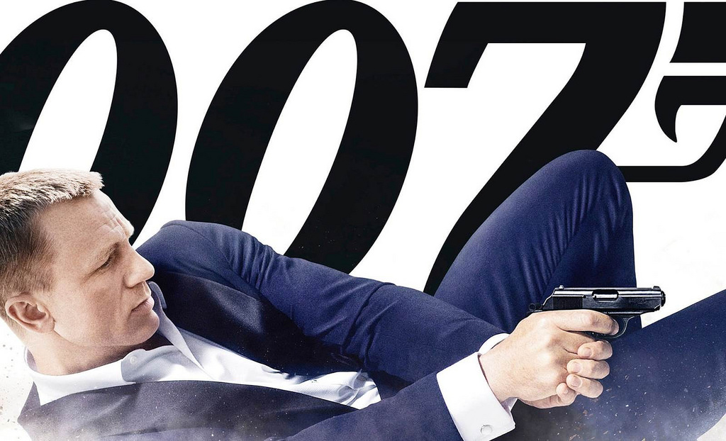 James Bond spies Canadian SVOD CraveTV