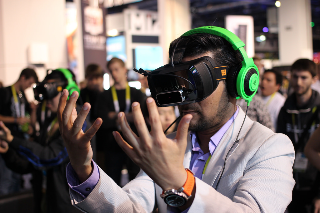 NBA will show games in virtual reality